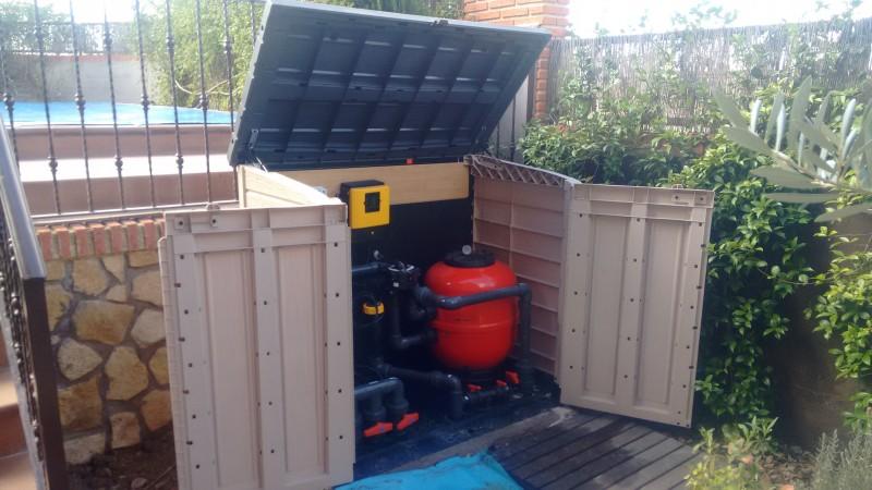 Depuradora de superficie componentes depuradoras - Depuradora de piscina ...