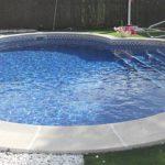 piscinas de hormigón proyectado