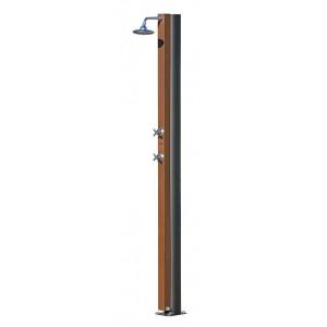 ducha-solar CRM rústica