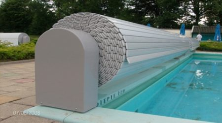Cubiertas de lamas piscinas madrid pesiana o manta t rmica de lamas - Mantas termicas para piscinas ...