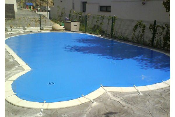 Lona de invierno madrid venta lonas y cobertores para piscinas - Parches para piscinas de lona ...
