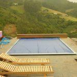 cubierta de piscina capcover