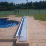 lonas capcover para piscinas