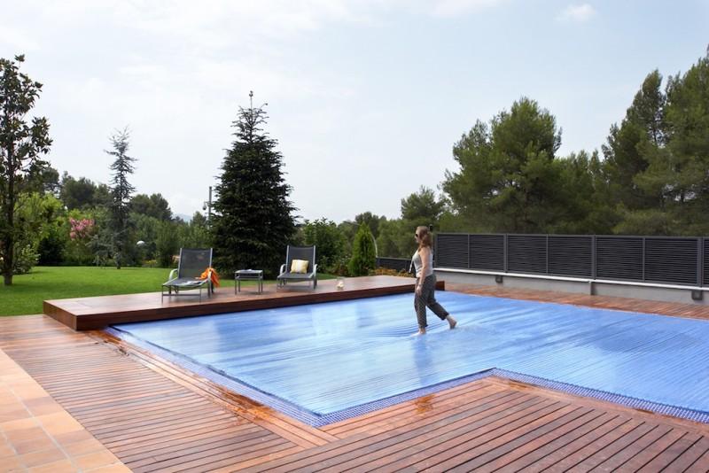 Lonas piscinas madrid accesorios piscinas for Cubiertas de lona para piscinas